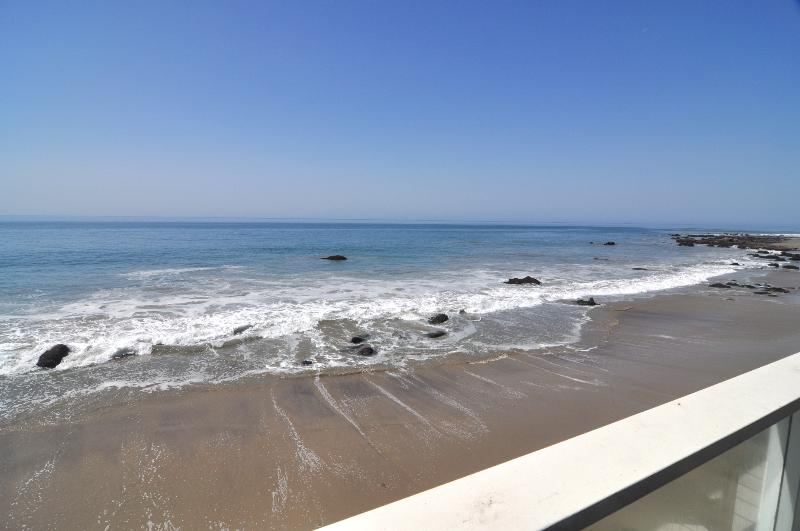 Oceanfront Malibu Beach House on Private Beach - Image 1 - Malibu - rentals