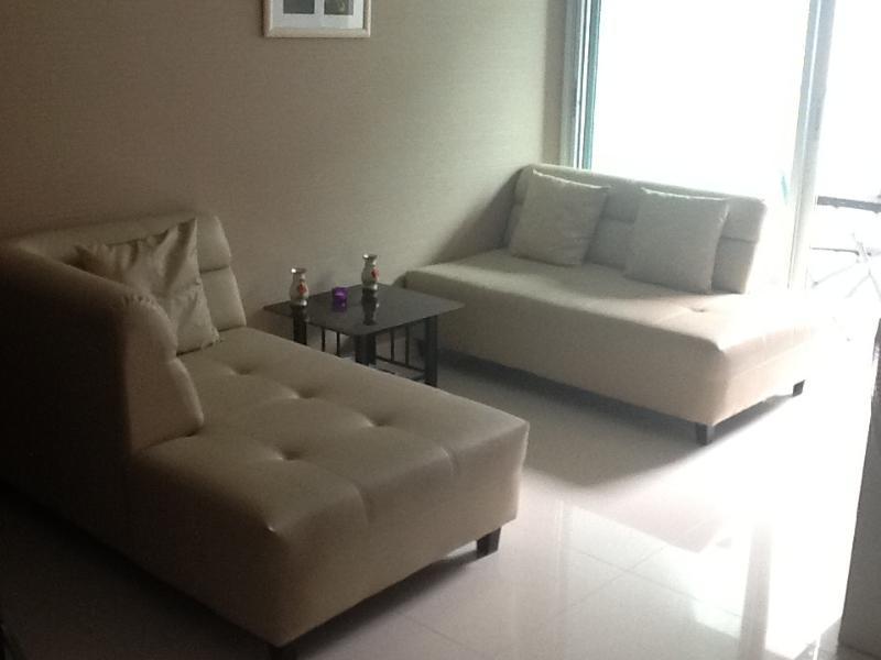 Lounge - NEW Executive condo at Park Royal 3, Pratumnak. - Pattaya - rentals