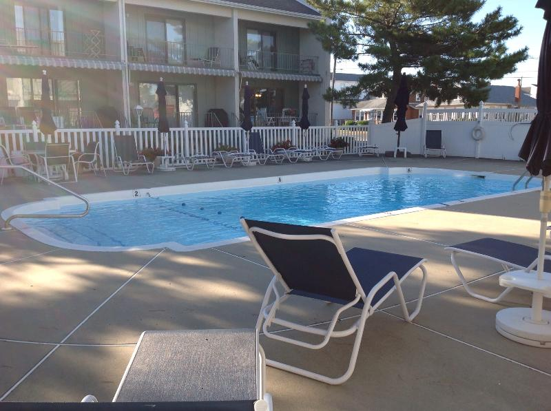 Pool - Fabulous Long Beach Island Vacation Condo w/Pool - Ship Bottom - rentals