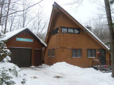 Winter paradise! - UPPER KASTENBOLE Chalet, Whitecap Mountain Resort - Upson - rentals
