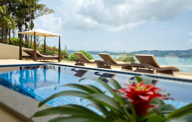 Oceans Eleven Pool & Terrace - Oceans Eleven Villa, Bophut. - Bophut - rentals