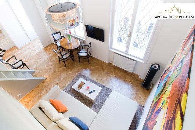 Opera Mezzanine Apartment Budapest - Opera Mezzanine Apartm - newly refurb top location - Budapest - rentals