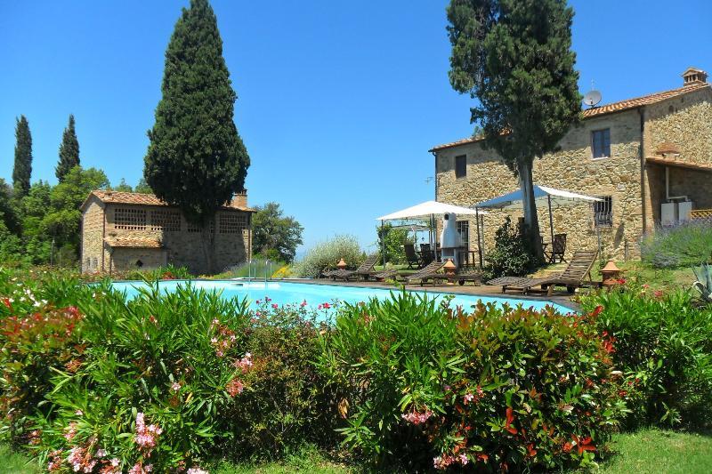 Casale San Frediano - Casale San Frediano close San Gimignano & Volterra - Gambassi Terme - rentals