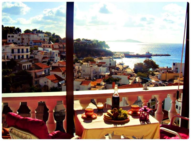 Sea view - Angelos Apartment - Alonissos - rentals
