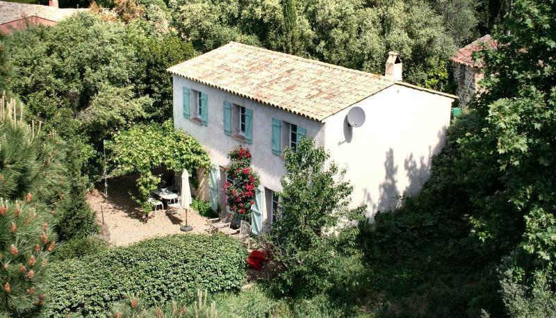 Villa La Ruine - Villa La Ruine- Sleeps 6 + Baby, Private Saltwater Pool, in Grimaud Near St. Tropez - Grimaud - rentals