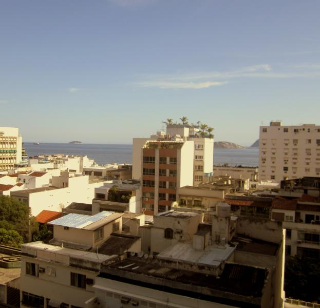 Ocean View - Ocean view,2 blocks from the beach,Ipanema´s heart - Rio de Janeiro - rentals