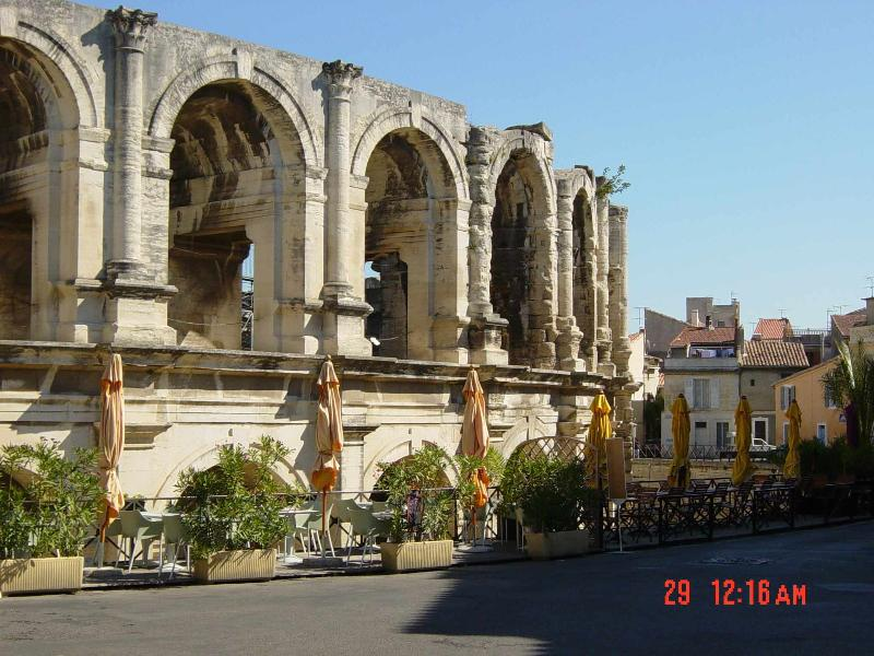our close-up view of Arles Roman Coliseum - Unique Luxury Vacation Rental Arles - Arles - rentals