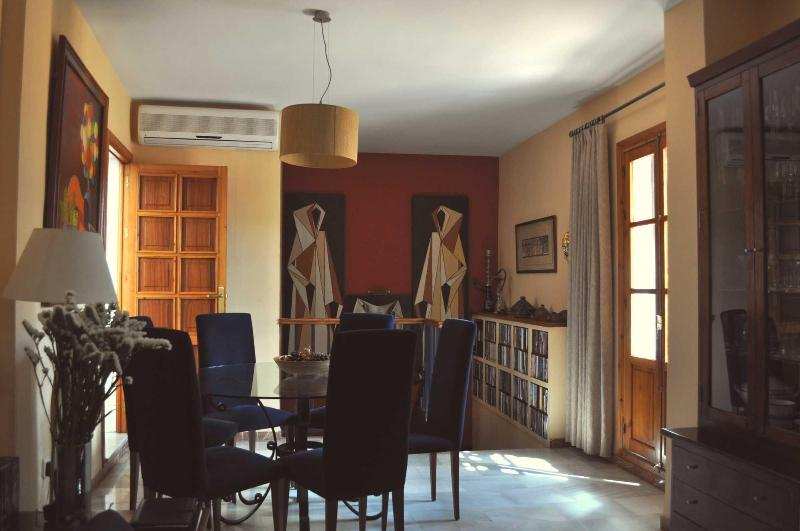 ALAMEDA: BRIGHT DUPLEX WITH PRIVATE TERRACE. - Image 1 - Seville - rentals