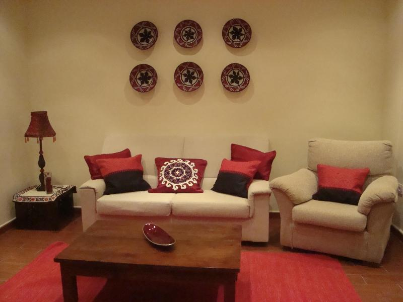 LUXURIOUS APARTMENT 1 MINUTE FROM THE BEACH - Image 1 - Cadiz - rentals