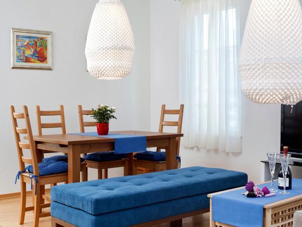 Dining Table - Luxury 1 bedroom - Split City Centre - Split - rentals