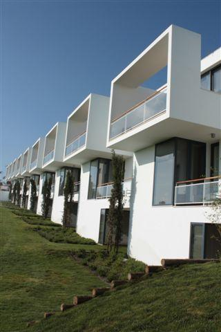 Deluxe TownHouse T2 - Exterior View - Deluxe Townhouse Two Rooms - Obidos - rentals