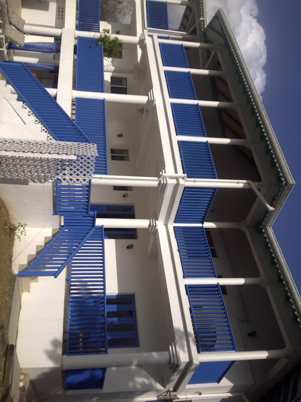 VILLA FROM POOLSIDE - Ridge House Villa - Tobago - rentals
