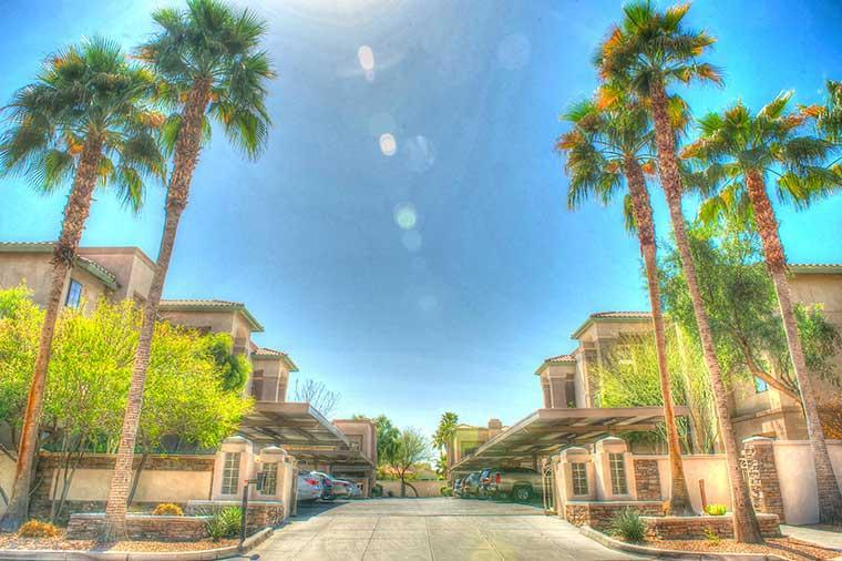 Paradise View Villa gated community - Modern, Luxury, Golf Resort Style Scottsdale Condo - Scottsdale - rentals