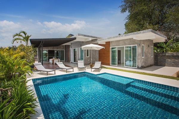 Baan Alessandra - sleeps up to 7 - 9 - Baan Alessandra, Krabi Private Pool Villa Thailand - Ao Nang - rentals