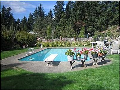 HOUSE W/ HEATED POOL, 3 BLOCKS FROM US OPEN!! - Image 1 - University Place - rentals