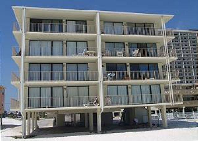 Gulf Village - Gulf Village 317 ~ Fully Equipped Beachfront Condo - Gulf Shores - rentals