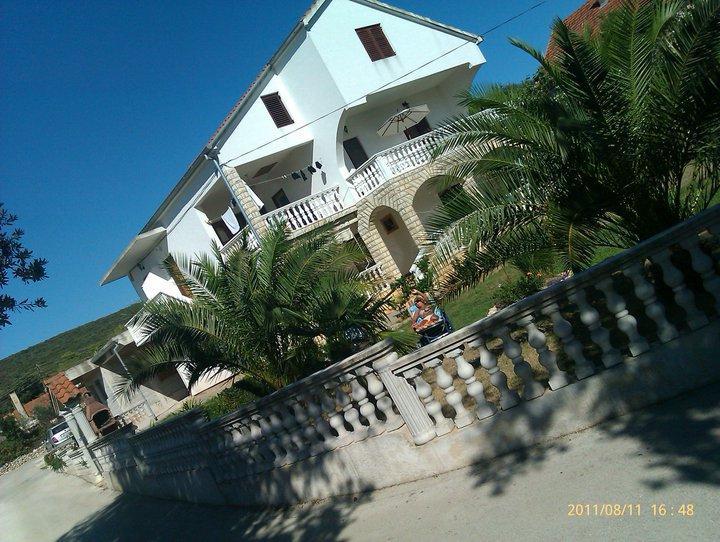 Front of the Villa - Villa Smolic Apartments - Studio - Sukosan - rentals