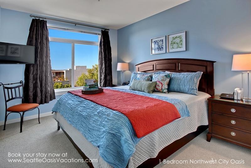 1 Bedroom 1 Bathroon Northwest City Oasis - Image 1 - Seattle - rentals