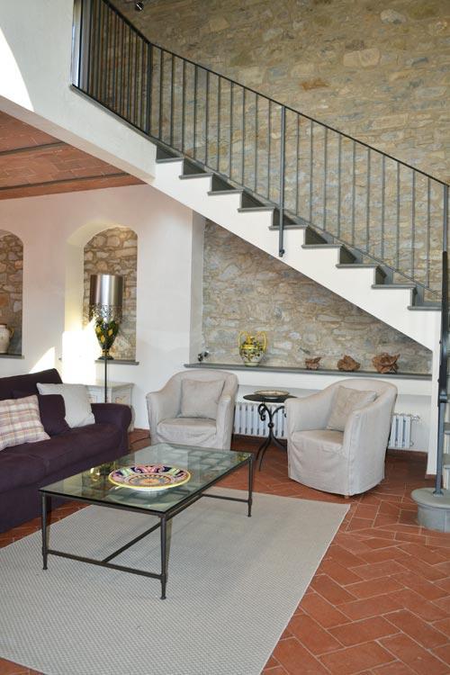Beautiful Tuscan 2 Bedroom House at Casalta Di Pesa - Image 1 - Siena - rentals