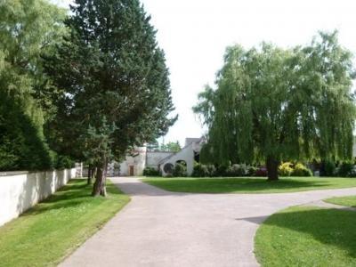 Main gate of the Farm interior view with tower - The Rhodon Farm Domain (La Ferme du Rhodon) - Yvelines - rentals