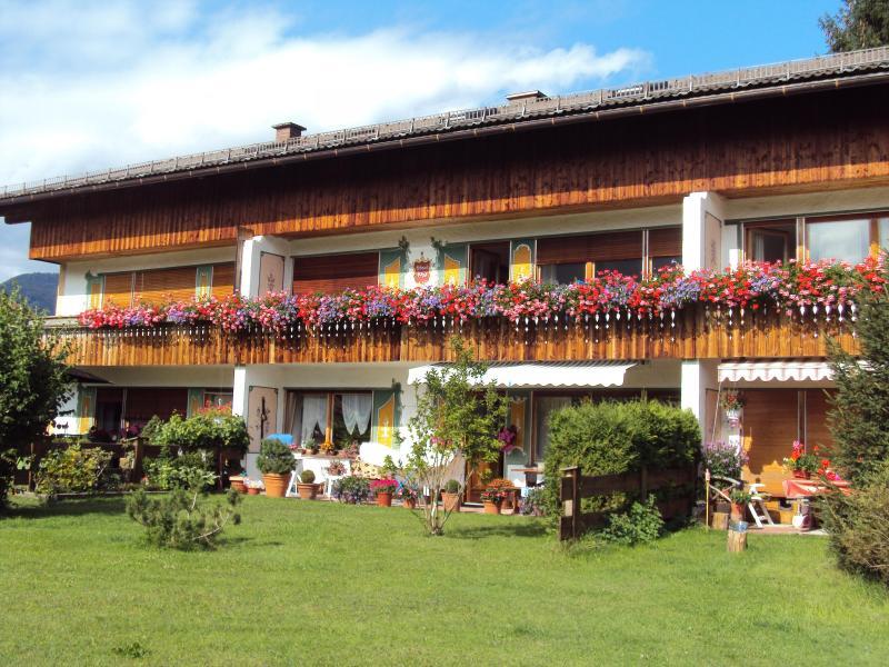 The house - Ferienwohnungen Eiler - Rottach-Egern - rentals