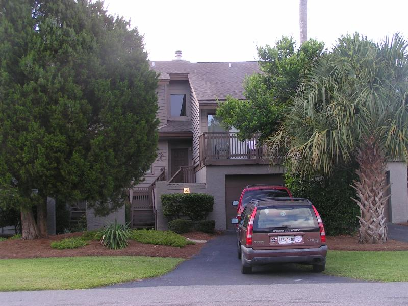 22FWD Front facing pool and tennis - Wild Dunes - Isle of Palms, SC --22 Fairway Dunes - Isle of Palms - rentals