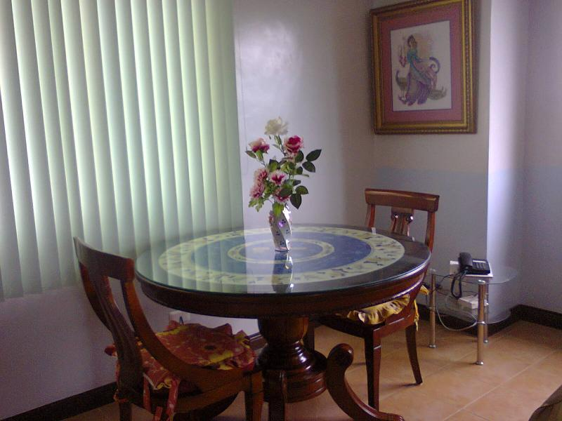 1 LARGE BDRM FURNISHED CONDO UNIT NEAR SM-ECOLAND - Image 1 - Mati City - rentals
