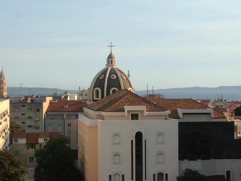 The view from the balcony - Jadrano apartment - Split - rentals