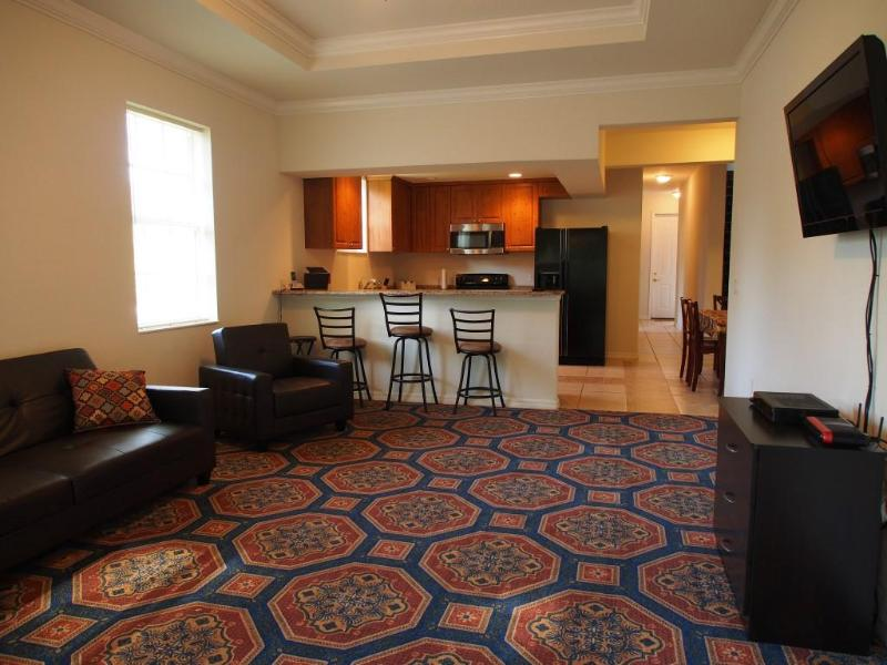Great room and kitchen - SPRING IS BEST TIME IN FLORIDA. ALL NEW MidTown Vi - Englewood - rentals