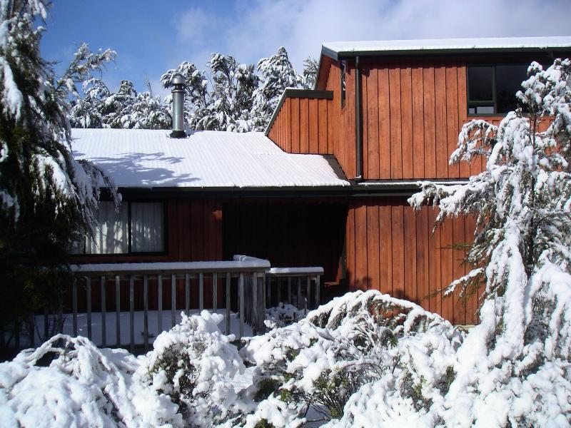 Alpine Cottage at  St Arnaud, Nelson Lakes - Image 1 - Saint Arnaud - rentals