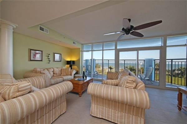 Luxurious Oceanfront 5 Bedroom Condo with Hot Tub at the Ocean Blue Resort - Image 1 - Myrtle Beach - rentals