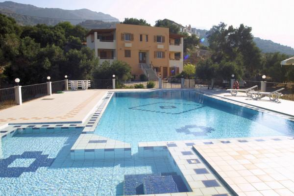 Phoenix Apartment,peaceful seashore holidays!!!!! - Image 1 - Plakias - rentals