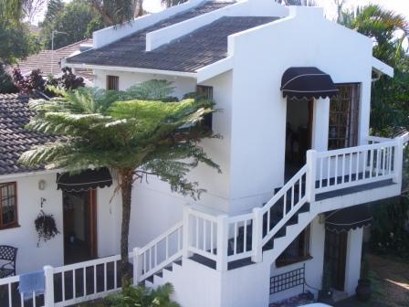 Exterior room 3 - Joan's Bed and Breakfast - KwaZulu-Natal - rentals