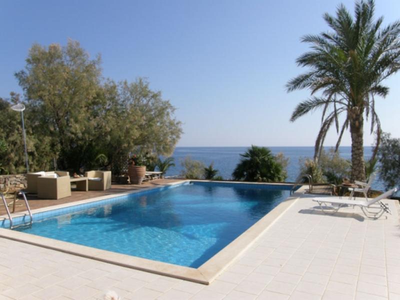 Villa Makrygialos - Image 1 - Makry-Gialos - rentals