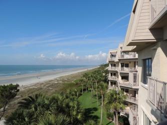 3 br 3 ba Turtle Lane OceanFront 3rd floor! - Image 1 - Hilton Head - rentals