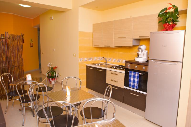 Sala prima colazione - bed and sbreakfast - Messina - rentals