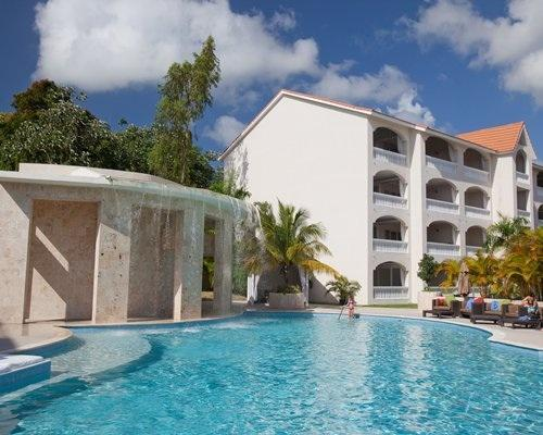 Main presidential pool with waterfall - 2Bedroom Presidential Suit *all inclusive mandator - Puerto Plata - rentals