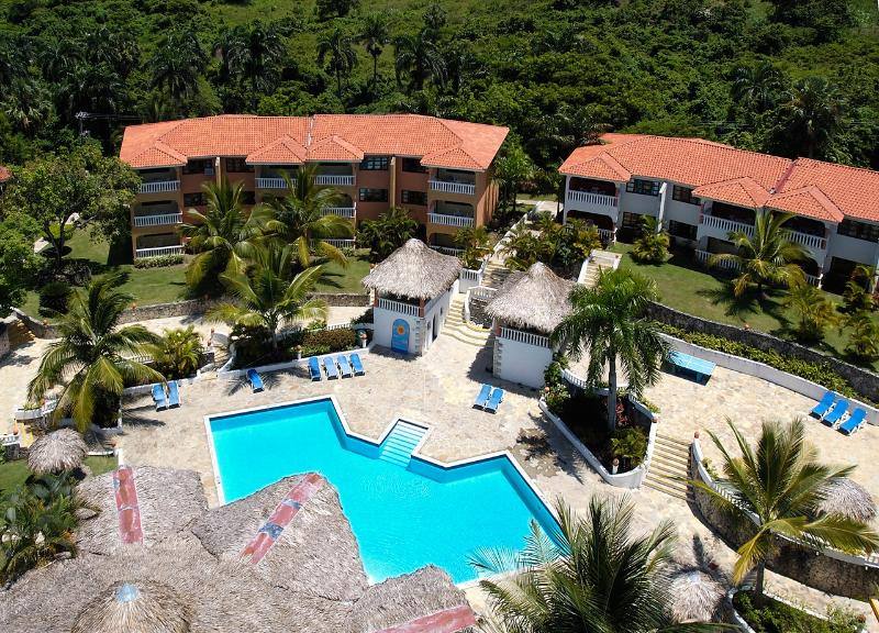 Resort lobby - 1Bedroom apartment - all inclusive (meals -drinks) - Puerto Plata - rentals