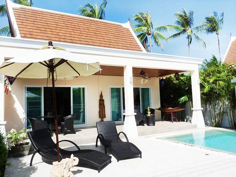 Very nice private pool villa in Rawai Phuket - Image 1 - Rawai - rentals