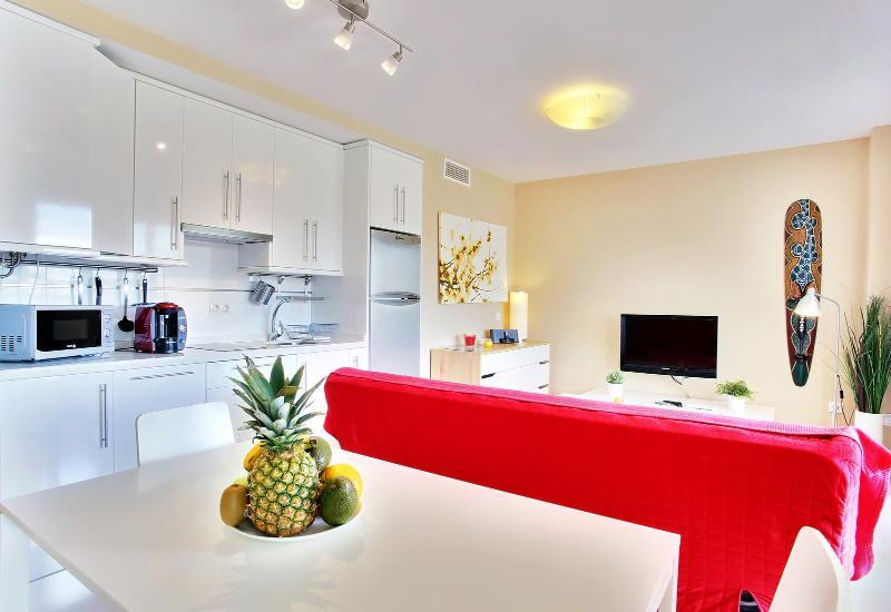 New beach-front apartment in Tarifa. Free WIFI - Image 1 - Tarifa - rentals