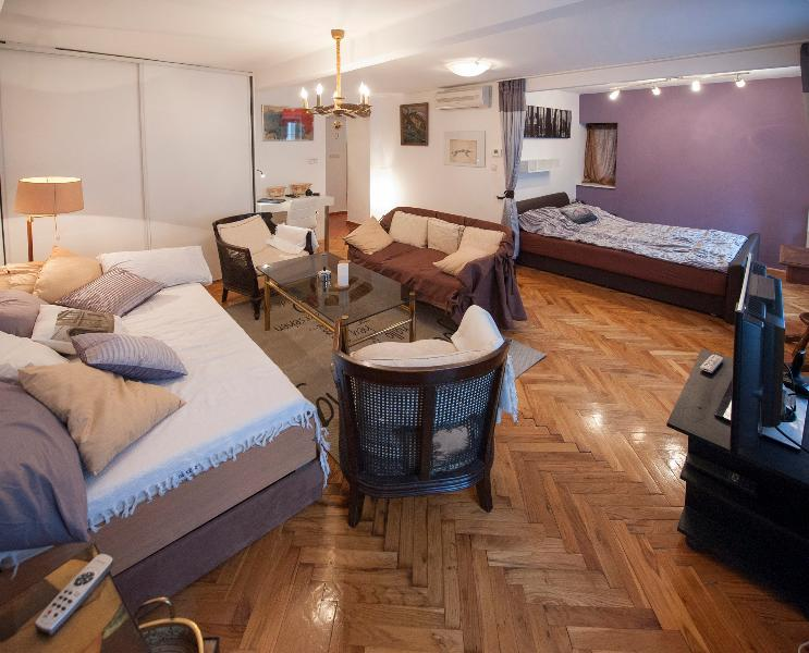 Lovely apartment in the center of Zagreb - Image 1 - Zagreb - rentals