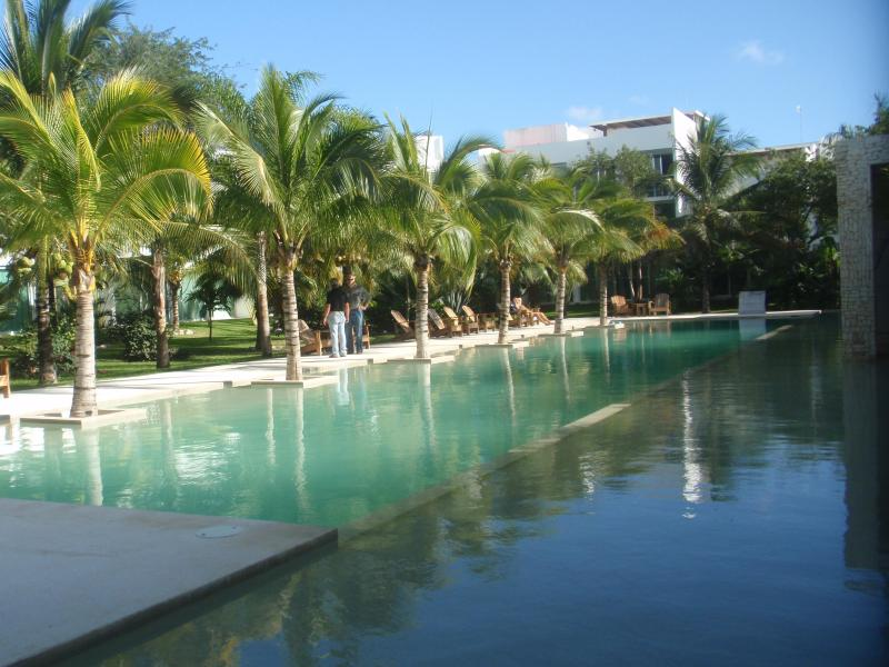 Gorgeous designed pool at The White - Villa W6 at The White - Tulum - Tulum - rentals