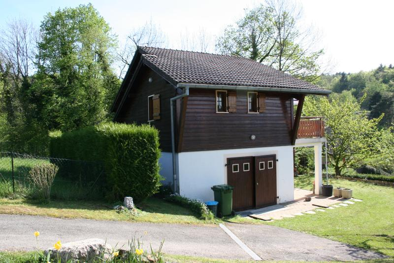 Chalet with a unique view of the Annecy lake ! - Image 1 - Menthon-Saint-Bernard - rentals