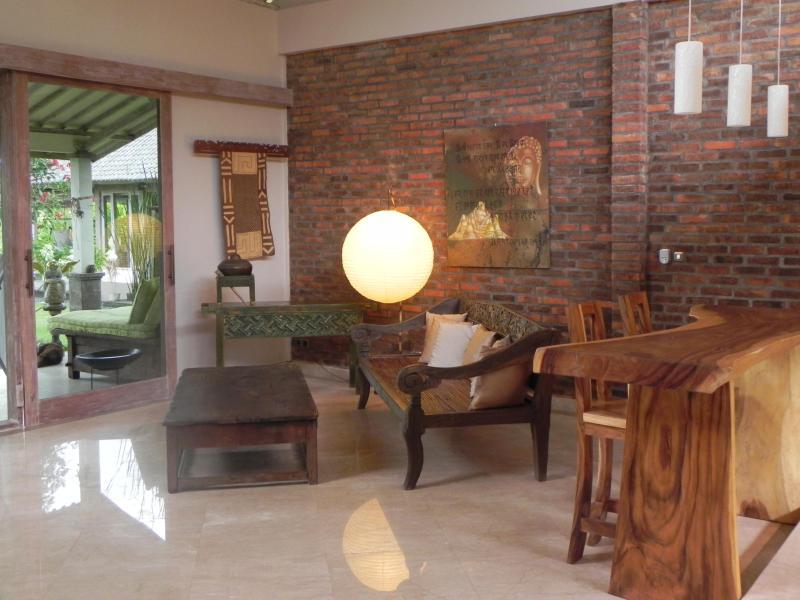 Living - Designer Villa - Oasis of Tranquility - Bali - rentals