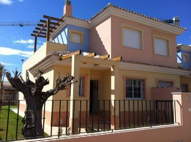 Mar Serena Townhouse 300m from sandy beach - Image 1 - Los Urrutias - rentals