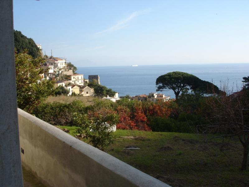 General view from the window - Casa Argentina, Low cost vacation home - Erchie - rentals