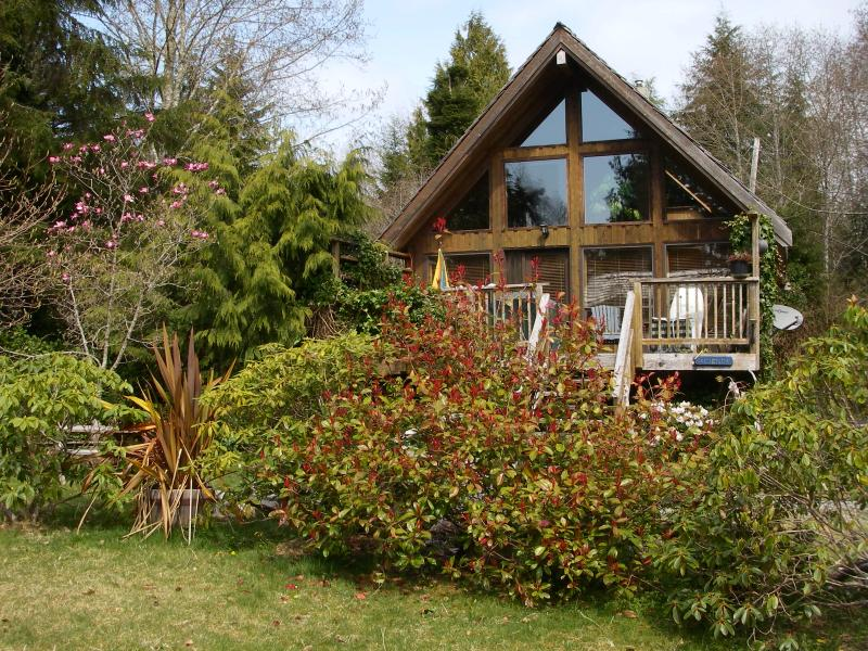 Hacienda cottage - Gold Coast Retreat Hacienda Cabin Chesterman Bch. - Tofino - rentals