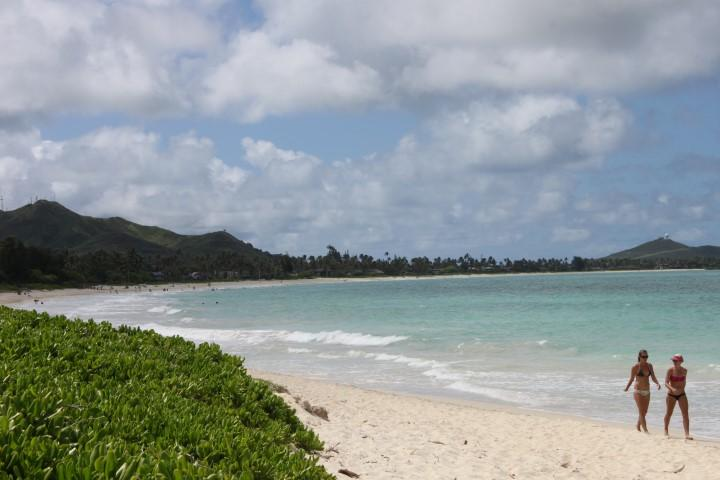 Sea Grape Hale - Delightful Kama`aina Home Beachside in Kailua - Image 1 - Kailua - rentals