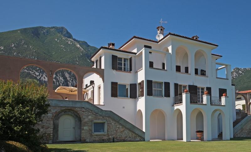 Villa Garda II holiday vacation villa rental italy, lombardy, italian lakes, lake garda, pool, view, holiday vacation villa to rent to - Image 1 - Toscolano-Maderno - rentals