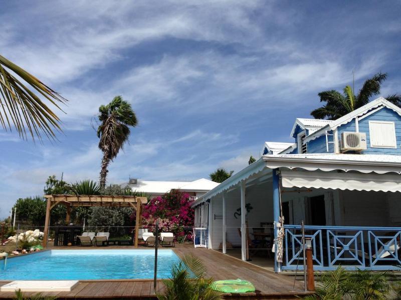Villa Corail&Coquillage, Guadeloupe, face à la mer - Image 1 - Sainte Anne - rentals